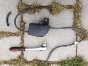 Pomp X on Egr Valve 2000 Honda Cr V