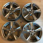 Ap2v4 wheels. Dark grey