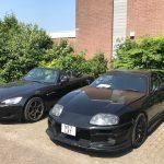 Sale: '95 Toyota Supra Turbo 5 speed  – DeltaLimaEngineering nl